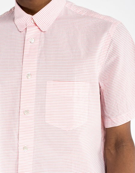La Paz Ribeiro Shirt - Pink Stripes