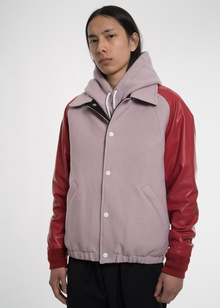 Tim Coppens Pink Dreamer Club Jacket