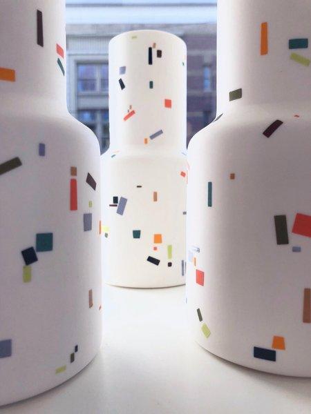 The Granite Multicolor Epoca Vase