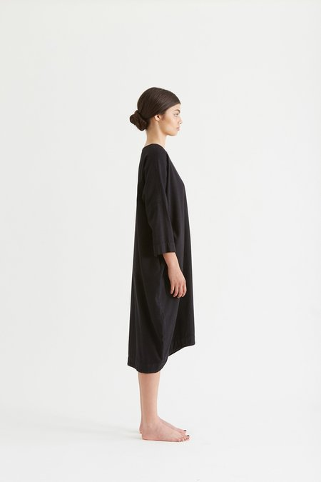 Black Crane BUD DRESS