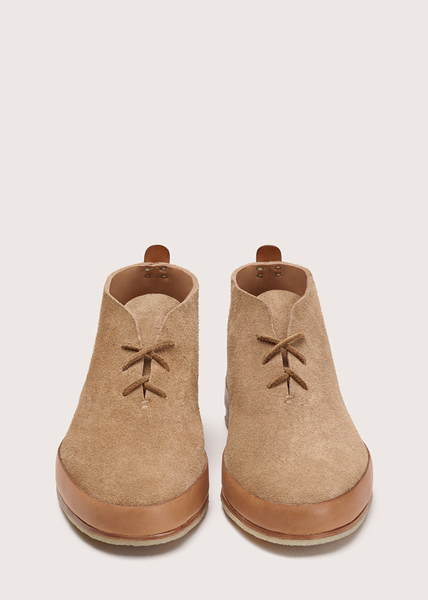 Men's Desert Boot - Tan