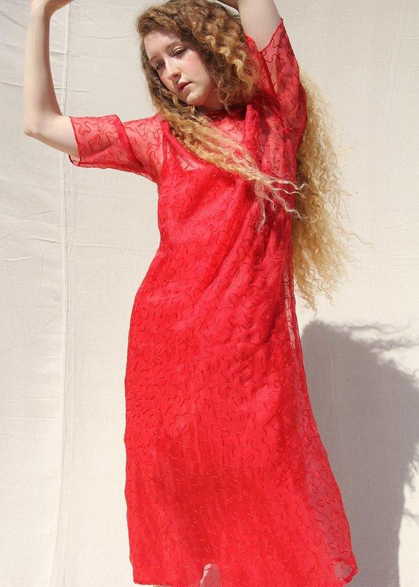 Nikki Chasin ALMA DRESS - CANDY
