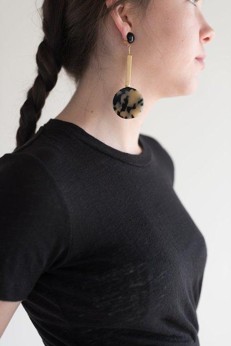 Rachel Comey Jo in Dalmatian/Gold