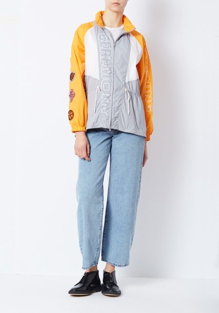 Opening Ceremony Nylon Zip-Up Anorak