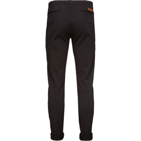 Knowledge Cotton Apparel Heavy Twill Chino - Phantom