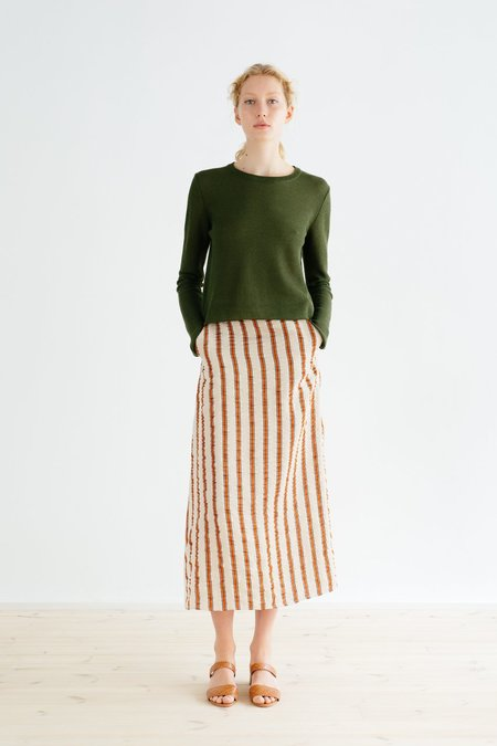Samuji Laraina skirt - liquid stripe