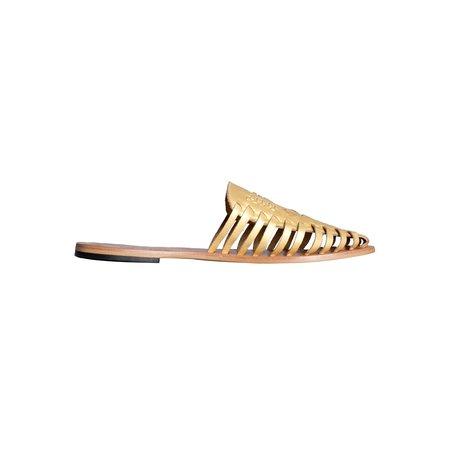 Cartel Footwear Macas - Gold