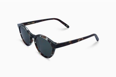 Dick Moby YVR Sunglasses - cyrstal havana
