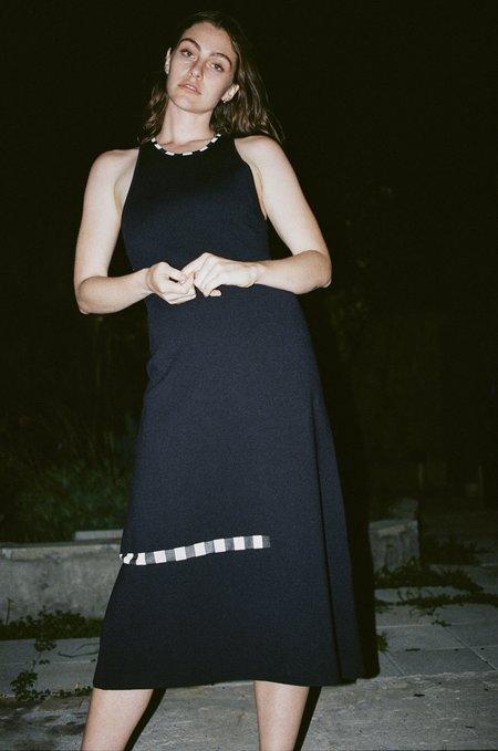 NOMIA Arp Racerback Dress - Midnight