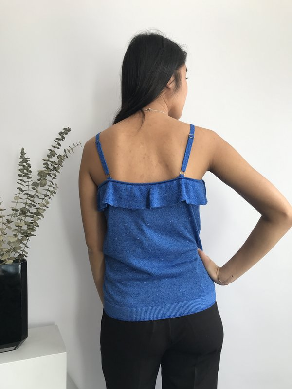 Numph Cana Knit - Marina