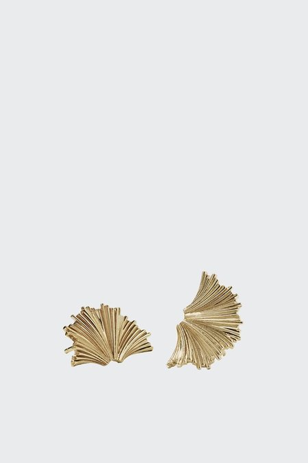Meadowlark Vita Earrings Medium - Gold