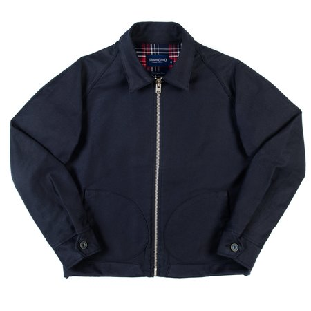 Freenote Cloth Freenote Mariner Jacket - Navy