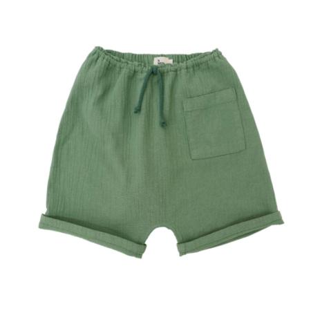Kids Nico Nico Pico Harem Shorts - Cactus