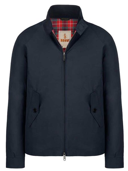 Baracuta G4 Jacket in Marine