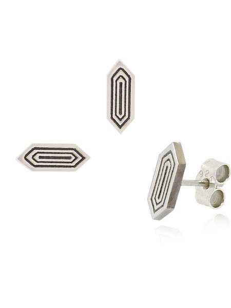 Comfort Station Astra Stud Earring