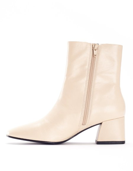 Vagabond Alice Leather Boot - Toffee