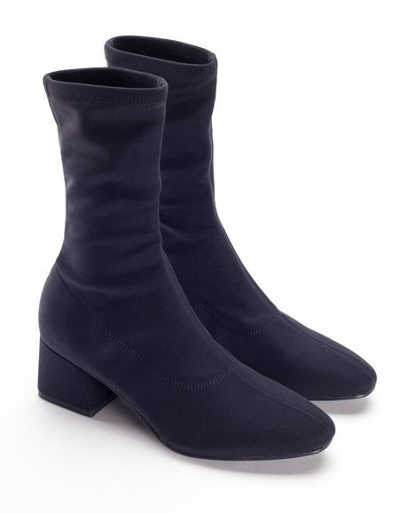 Vagabond Alice Stretch Boot - Black