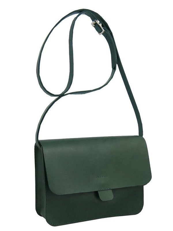 Kate Sheridan Tab Bag in Forest