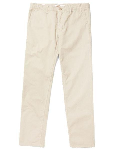 Norse Projects Aros Chino in Khaki
