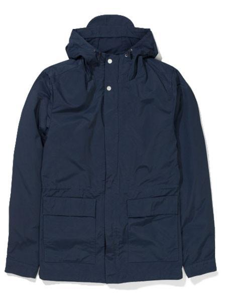 Norse Projects Nunk Jacket in Navy