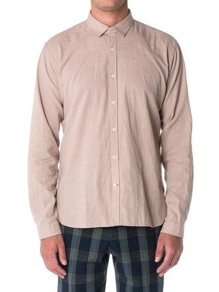 Oliver Spencer Clerkenwell Shirt in Elcot Pink