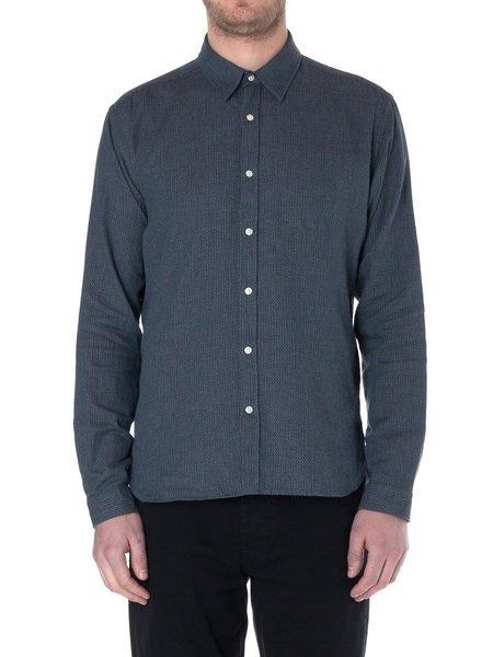Oliver Spencer New York Shirt in Gilmour Multi