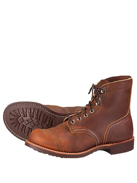 Red Wing Shoes 8085 Iron Boot - Copper