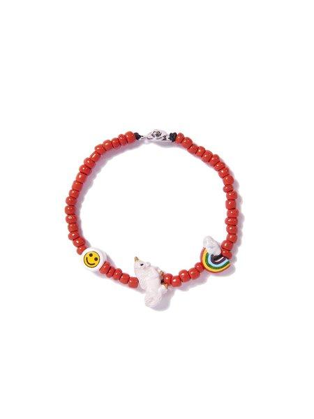Venessa Arizaga Unicorn Smile Bracelet