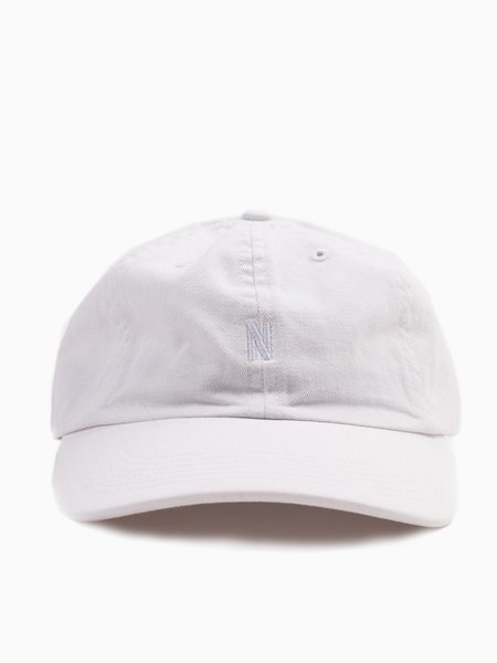 36e003b2602 ... Norse Projects Light Twill Sports Cap in White