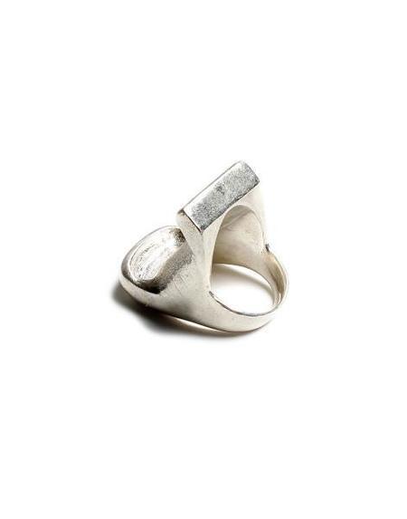 Erin Considine Corbu Ring - Silver
