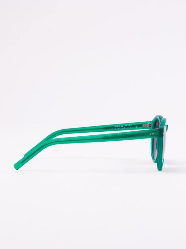 Our Legacy Bold Ectoplasm Sunglasses - Green