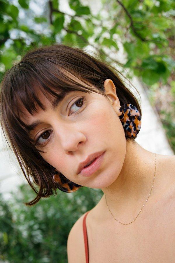 Machete Clare Earring - Fortune