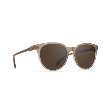 Raen Norie sunglasses - rosé / silver mirror