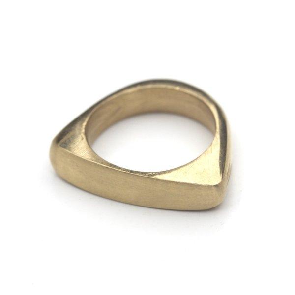Bhoomki Mohawk Ring