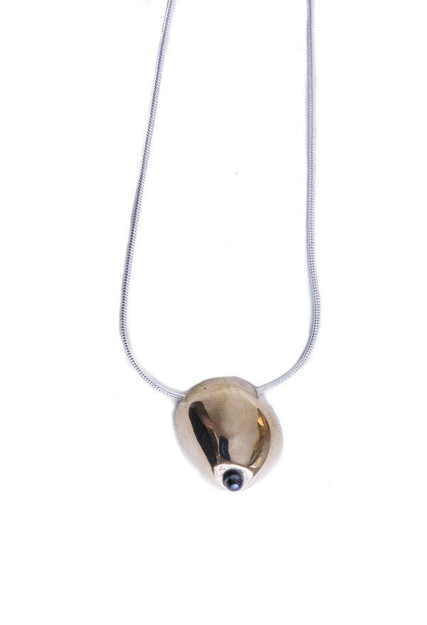 Lady Necklace - Bronze