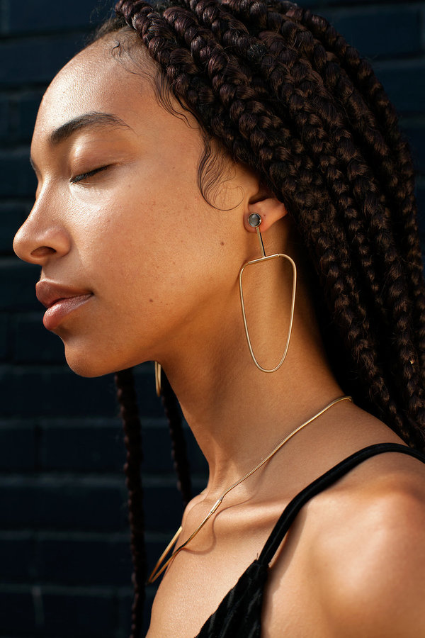 Lindsay Lewis Arlo Earrings - Shell