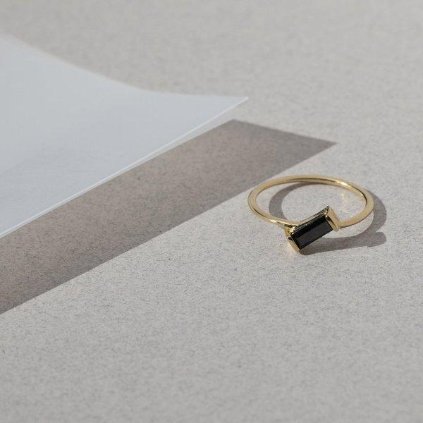 Lindsay Lewis Elston Ring - Black