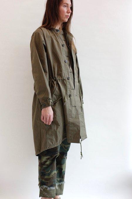 Chimala Military Protector Coat