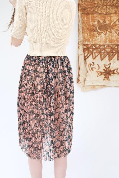 A Détacher Serafina Lace Skirt - Runny Mascara