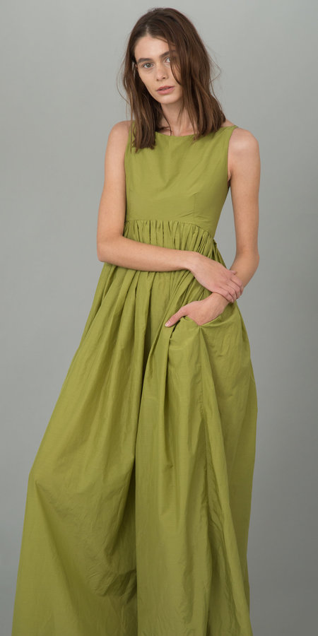 Urbanovitch Dress - Grass
