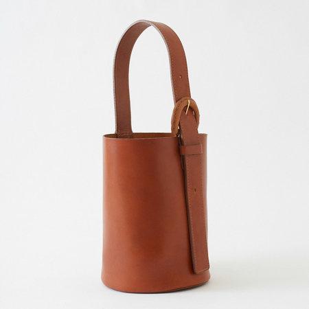 Crescioni Mini Dune Bag - Saddle Brown