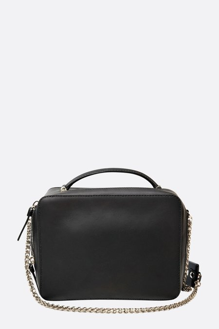Bonastre Small Black Vanity Bag
