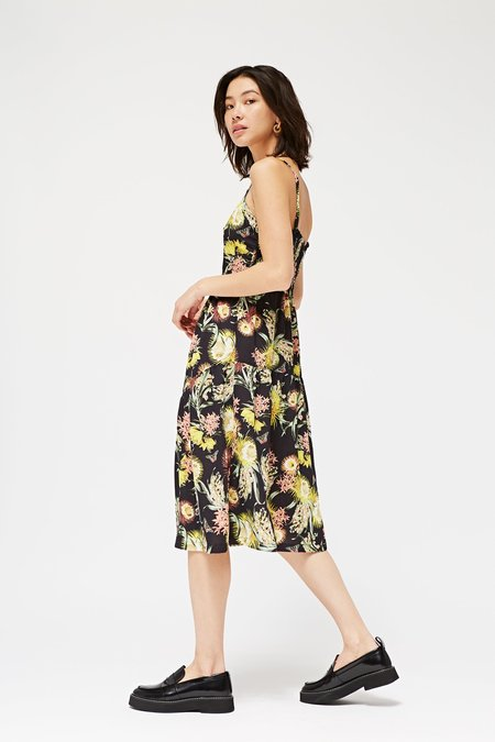 Lacausa Maiden Dress - Garden Floral