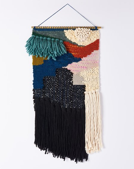 All Roads x Covet + Lou Wall Hanging in Multi