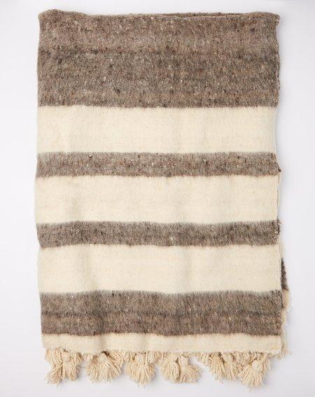 Maya Mueble Espejo Blanket - Grey