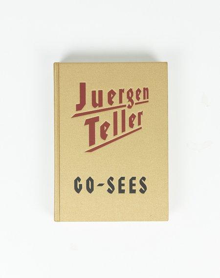 "Vintage ""Go Sees"" by Juergen Teller Book"