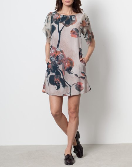Objects Without Meaning Noel Dress - Light Orchid