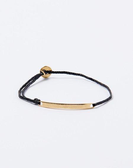 Scosha Signature ID Bracelet - Black