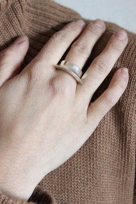 Ariana Boussard-Reifel isidora ring - sterling