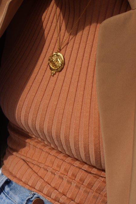 Pamela Card medina necklace - gold